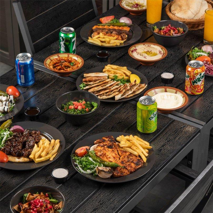ارقي مطاعم المحمدية في الدمام