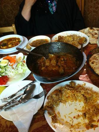أكلات مطعم غازى الخبر