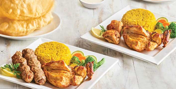 مطعم دجاج تكا الخبر
