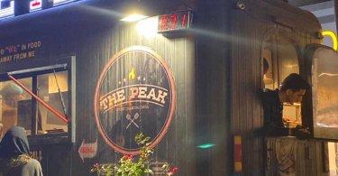 مطعم ذا بيك THE PEAK