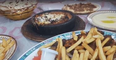 مطعم طبق الديرة الاحساء
