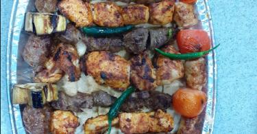 مطعم بوابة إسطنبول الدمام