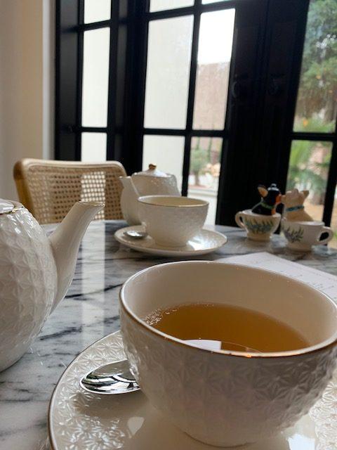 kims tearoom