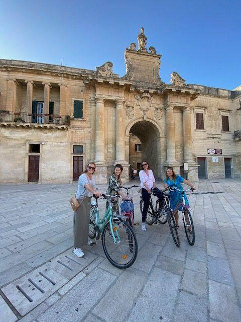 fietsen Lecce