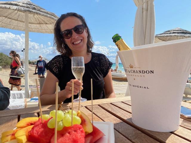 champagne Lecce