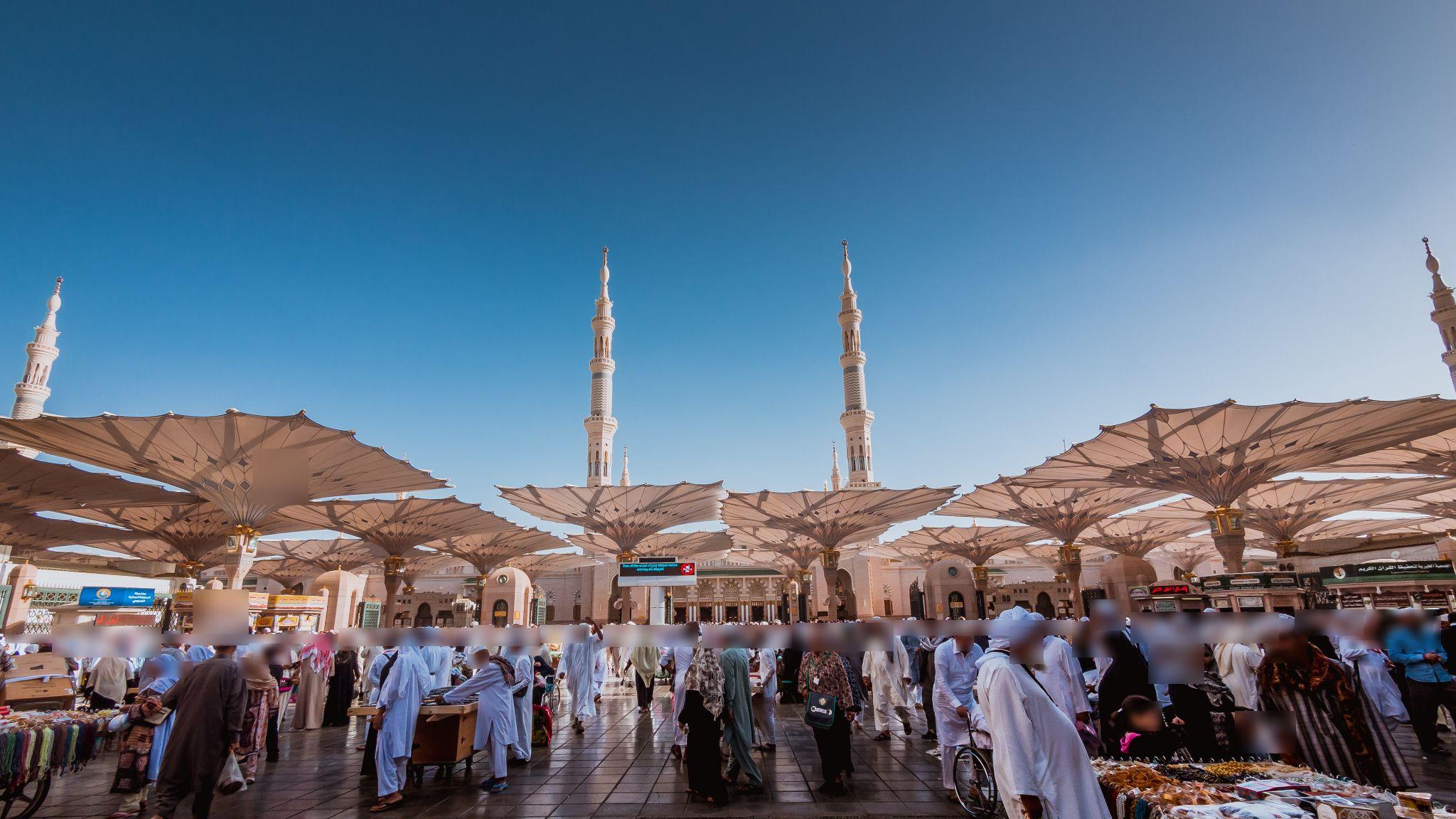 Masjid Nabawi - Omra Hajj Alsirate Voyage