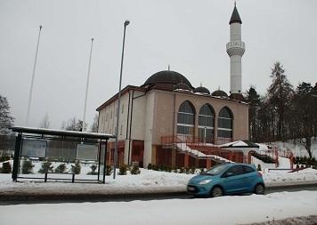 Masjid Di Swedia Diizinkan Kumandangkan Adzan Mulai Akhir Maret
