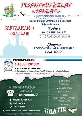 SANLAT-ramadhan-1434H