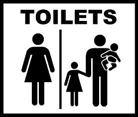 Dad Toilet