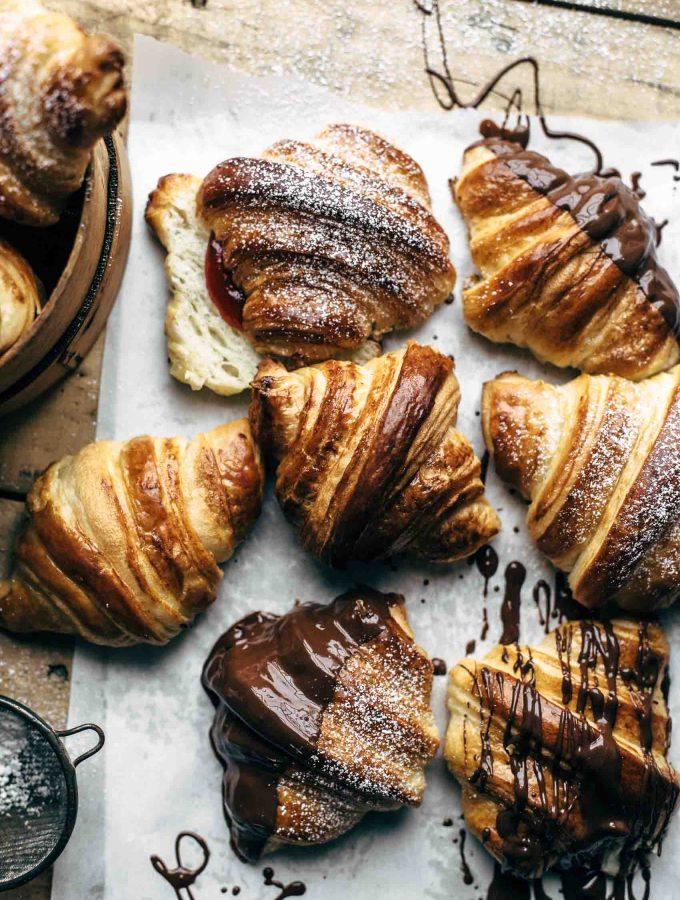The best homemade croissants recipe