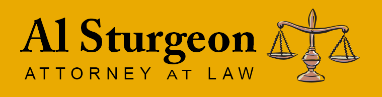 Al Sturgeon Law logo