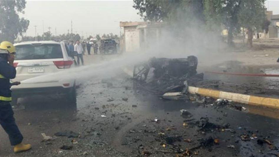 نجاة رئيس اللجنة الامنية بنينوى من تفجير أسفر عن مقتل وإصابة 11 شخصاً شرقي الموصل