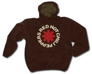 Hoodies Asterisk Red Hot Chili Peppers