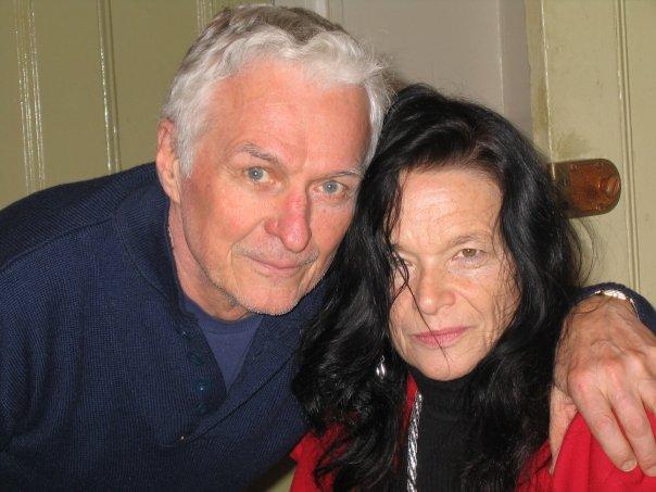 George Shneeman & Anne Waldman, 2003