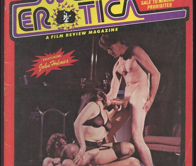 Swedish Erotica A Film Review Magazine All Color