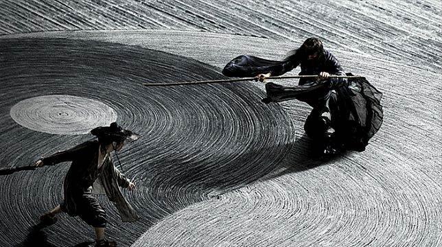 Resultado de imagen de Shadow de Zhang Yimou