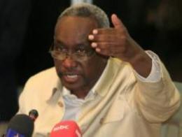 رئيس المجلس الوطني : علي عثمان بعث الروح الدينية كما جيل الصحابة