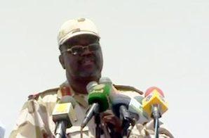 اللواء جار النبى يعفى حكومة ولاية جنوب دارفور
