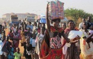 تقرير تحقيقات أحداث جنوب السودان أمام الإتحاد الأفريقي