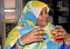 مريم الصادق تتحدى السلطة وتؤكد عودتها عبر مطار الخرطوم