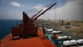 أزمة وقود تهدد بتلف البضائع في ميناء بورتسودان