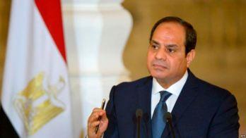 السيسي يتهم دولاً بالتورط في عملية الواحات الإرهابية