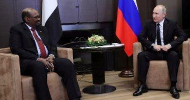 البشير   يطالب روسيا بحماية السودان من امريكا