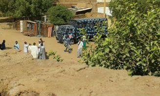 اصابة واعتقال (١٧)  شخصاً في مواجهات بين الاجهزة الامنية ومواطنين بالخرطوم