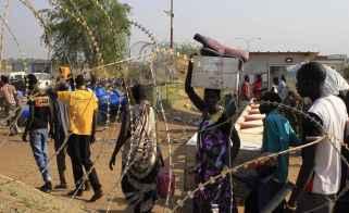 الأمم المتحدة: 762 ألف لاجئ من جنوب السودان بالجارة الشمالية