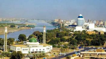 90% of Khartoum's residents without sewage services