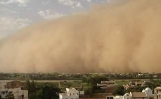 السودان بقائمة الدول الأكثر تعرضا لحرارة الأرض