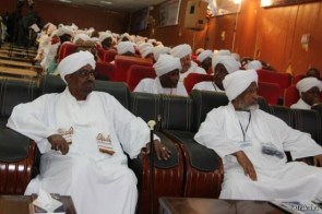 Postponing the general conference of the National Congress and commencing on practically imposing Albashir's candidacy