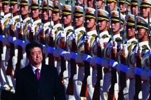 رئيس وزراء اليابان يشيد بـ «لحظة تحوّل تاريخية» مع الصين
