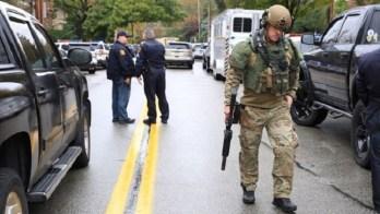 معاد للسامية يقتل (11) يهوديا بالرصاص في ولاية بنسلفانيا الأمريكية