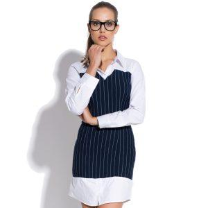 Robe mini type chemise Back to School