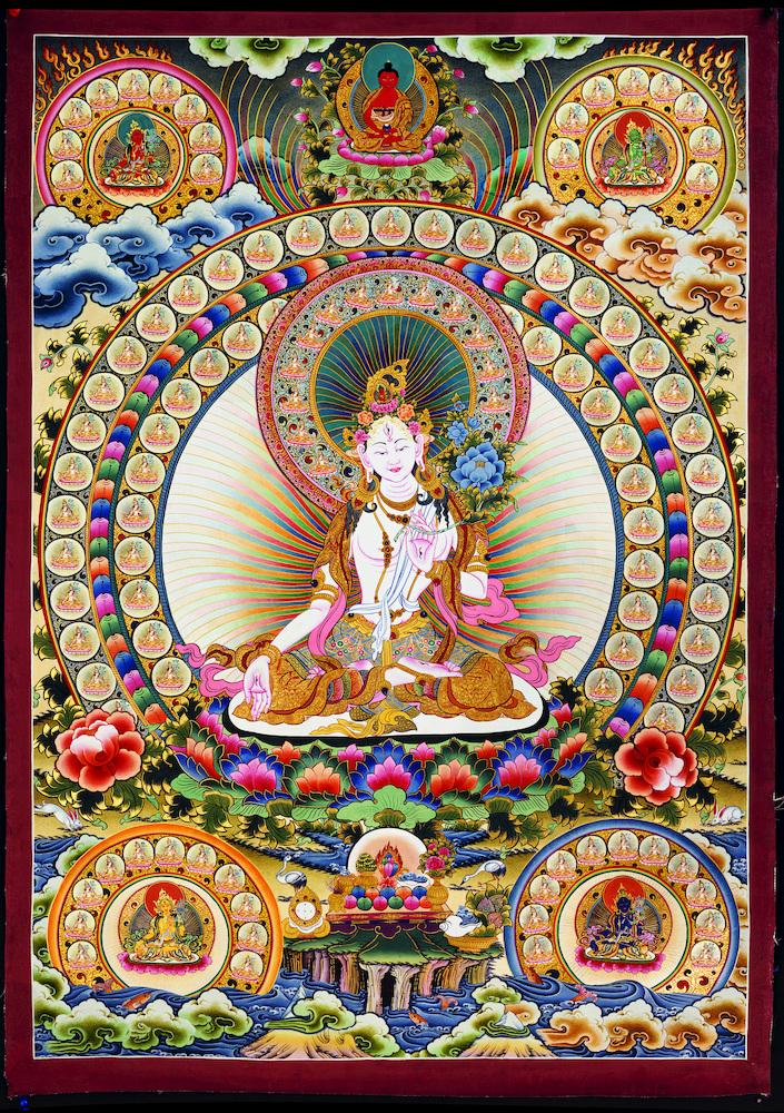 Guan Yin Celestial Buddha 1