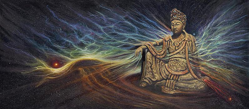 Guan Yin Celestial Buddha 2