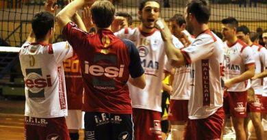 Domar Volley - Polisportiva 2000 Ostuni 3-0