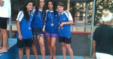 Le ragazze medagliate della Pianeta Benessere