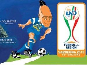 La mascotte del 52° Trofeo delle Regioni