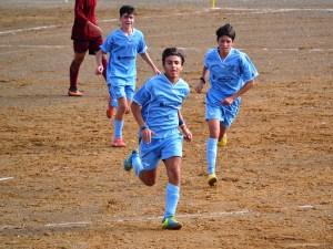 Nicolas De Giglio, autore dell'unico goal altamurano