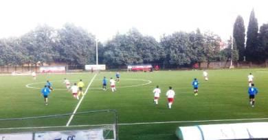 Pellegrino-Calcio Promotion: una fase di gioco