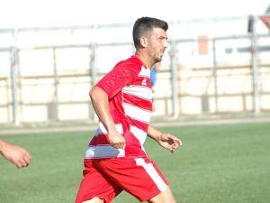 Nicola Castoro, autore del secondo goal altamurano