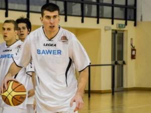 Koprivica, miglior marcatore contro il Barletta