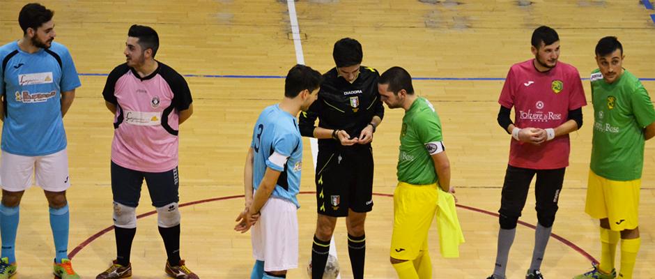 Pellegrino Sport C5 - Poggiorsini Calcio
