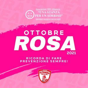Ottobre rosa (photo credits Team Altamura)