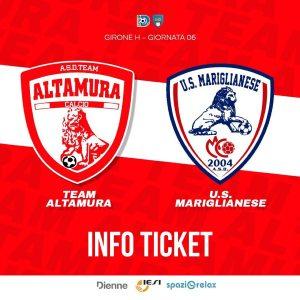 Team Altamura - Mariglianese (photo credits Team Altamura)