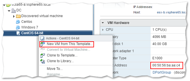 How to Add Missing Network Cards on Cloned Linux Virtual