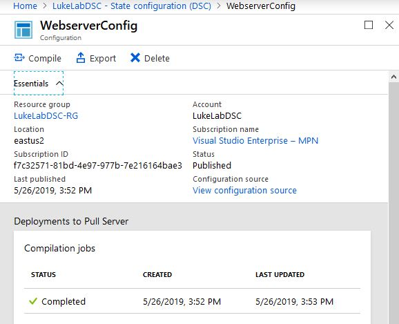 How to use Azure DSC and Terraform to Customize vSphere VMs