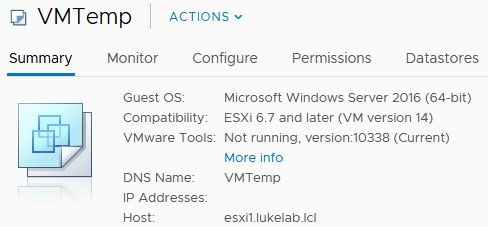 How to Deploy VMware VMs with Azure DSC
